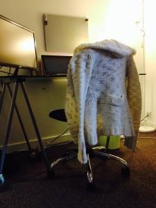 felicia's sweater