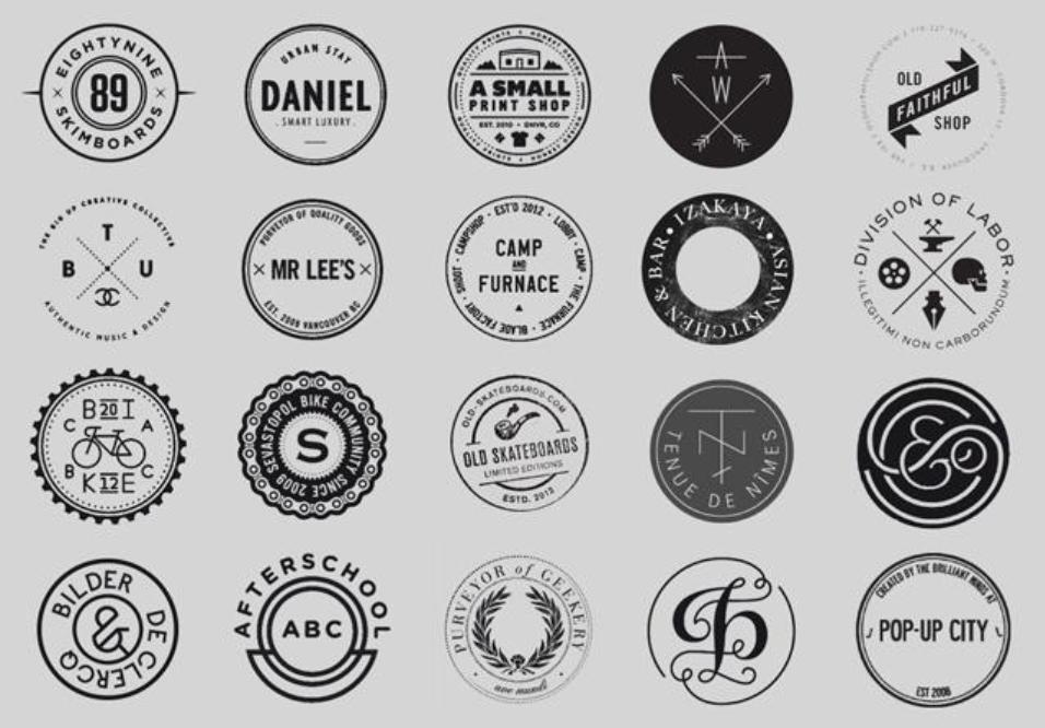 Logos by David Cran https://dribbble.com/shots/1000201-Logos-By-David ...
