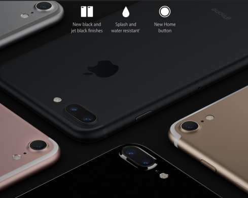 iPhone 7 new colors